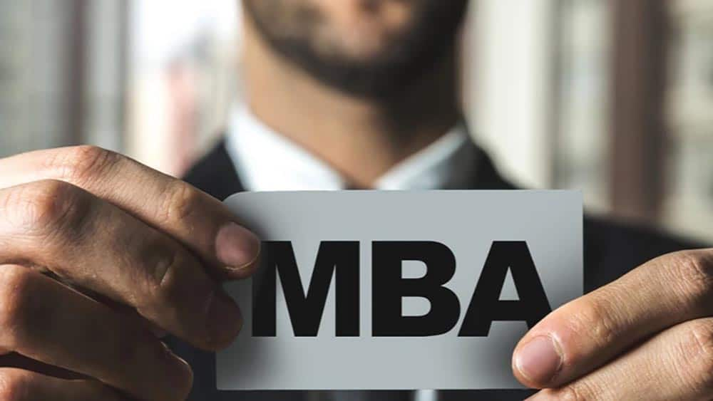 Distance MBA in India