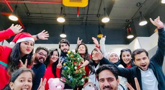 Christmas Celebration at Learning Routes
