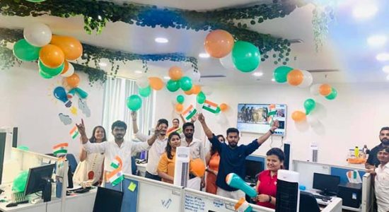Independence Day Celebration at Learning Routes